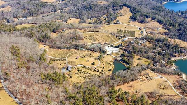 240 Chimney Pond Rd, Glenville, NC 28736 (MLS #95879) :: Berkshire Hathaway HomeServices Meadows Mountain Realty