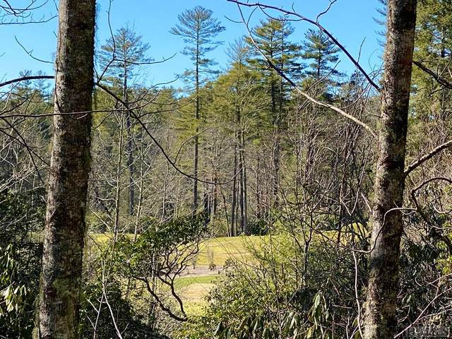 Lot E-32 Chimneytop Trail, Cashiers, NC 28717 (MLS #95880) :: Berkshire Hathaway HomeServices Meadows Mountain Realty