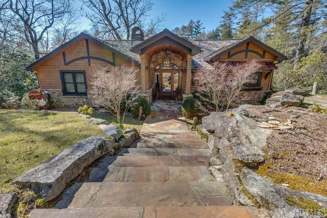 190 Cobb Road, Highlands, NC 28741 (MLS #95882) :: Berkshire Hathaway HomeServices Meadows Mountain Realty