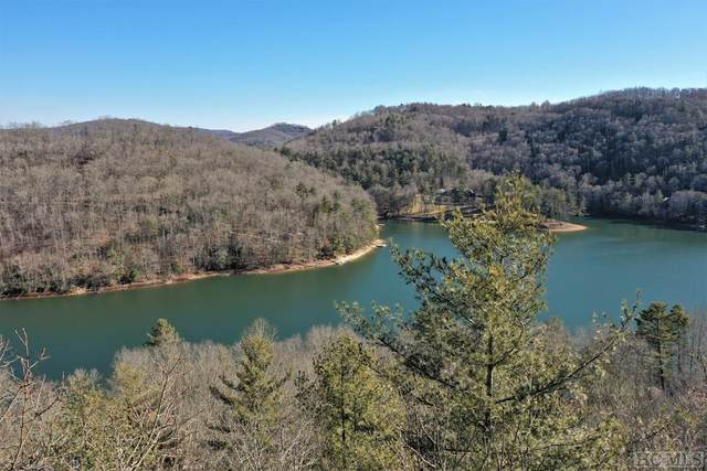 Lot 32 Wild Blackberry Lane, Cullowhee, NC 28723 (MLS #95885) :: Berkshire Hathaway HomeServices Meadows Mountain Realty