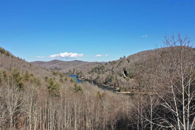 0 North Norton Road, Cullowhee, NC 28723 (MLS #95907) :: Berkshire Hathaway HomeServices Meadows Mountain Realty