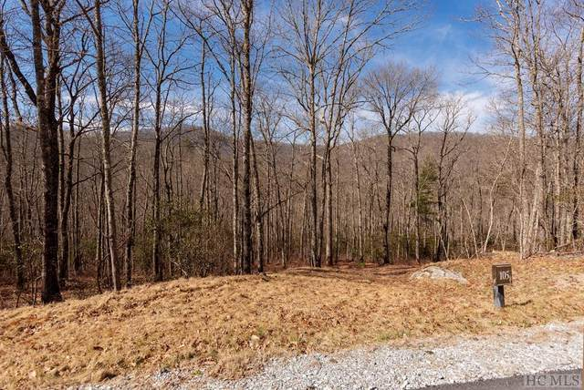 Lot 105 Crippled Oak Trail, Glenville, NC 23736 (MLS #95987) :: Berkshire Hathaway HomeServices Meadows Mountain Realty