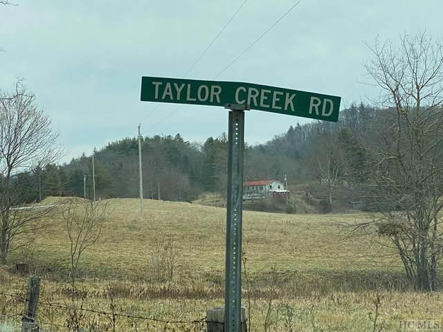 Sr 1163 Taylor Creek Road, Cashiers, NC 28717 (MLS #96000) :: Pat Allen Realty Group