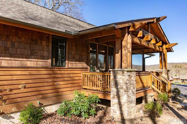 125 Outpost Trail, Glenville, NC 28736 (MLS #96022) :: Berkshire Hathaway HomeServices Meadows Mountain Realty