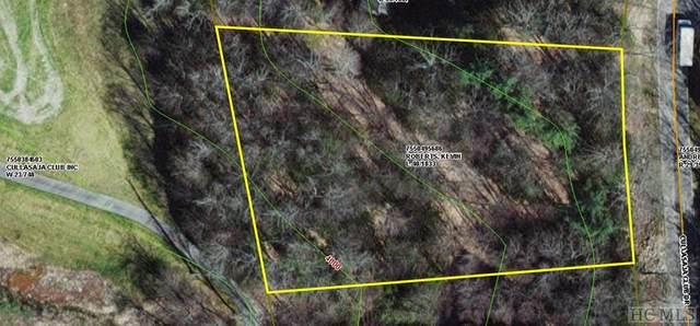 Lot 31 Cullasaja Club Drive, Highlands, NC 28741 (MLS #96028) :: Berkshire Hathaway HomeServices Meadows Mountain Realty