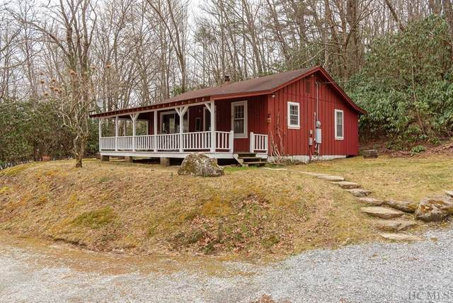 5729 North Norton Road, Cullowhee, NC 28723 (MLS #96032) :: Pat Allen Realty Group