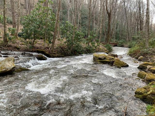 0 Trout Creek Road, Glenville, NC 28783 (MLS #96074) :: Berkshire Hathaway HomeServices Meadows Mountain Realty