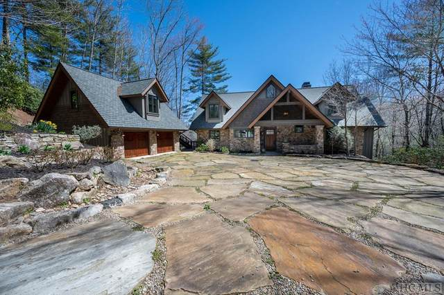 338 Cardinal Drive West, Lake Toxaway, NC 28474 (MLS #96078) :: Berkshire Hathaway HomeServices Meadows Mountain Realty