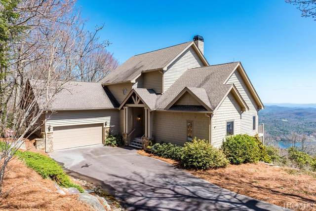 1482 Toxaway Drive, Lake Toxaway, NC 28747 (MLS #96105) :: Berkshire Hathaway HomeServices Meadows Mountain Realty