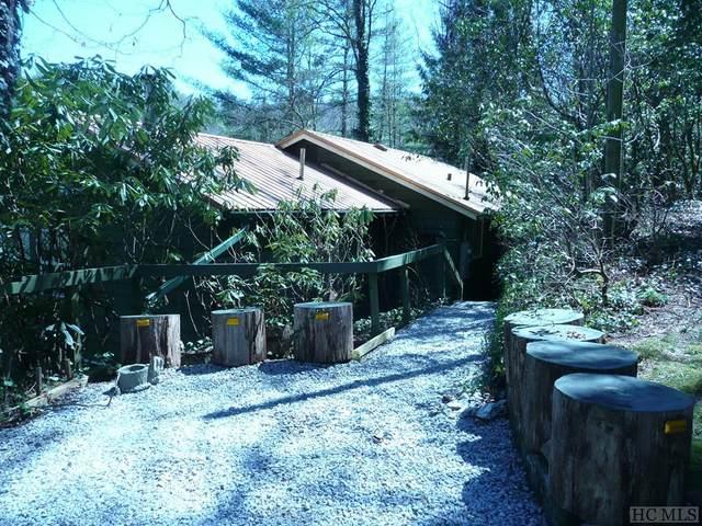 48 Vinca Lane, Highlands, NC 28741 (MLS #96138) :: Berkshire Hathaway HomeServices Meadows Mountain Realty