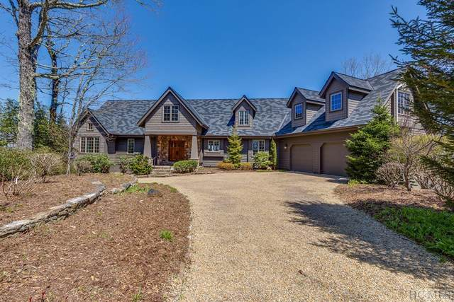 1971 Nix Mountain Road, Sapphire, NC 28774 (MLS #96146) :: Berkshire Hathaway HomeServices Meadows Mountain Realty