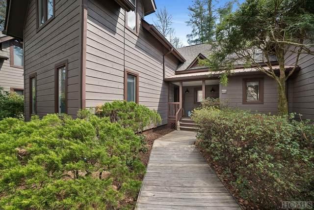 252 Needlepine Lane #1007, Sapphire, NC 28774 (MLS #96149) :: Berkshire Hathaway HomeServices Meadows Mountain Realty