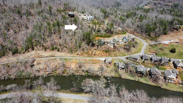 Lot 12 Rock Moss Drive, Cullowhee, NC 28723 (MLS #96154) :: Berkshire Hathaway HomeServices Meadows Mountain Realty