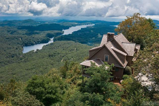 466 Meadow Ridge, Lake Toxaway, NC 28747 (MLS #96164) :: Berkshire Hathaway HomeServices Meadows Mountain Realty