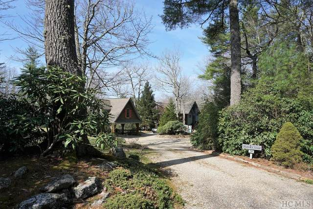 79 Kerry Hill Road, Cashiers, NC 28717 (MLS #96176) :: Berkshire Hathaway HomeServices Meadows Mountain Realty