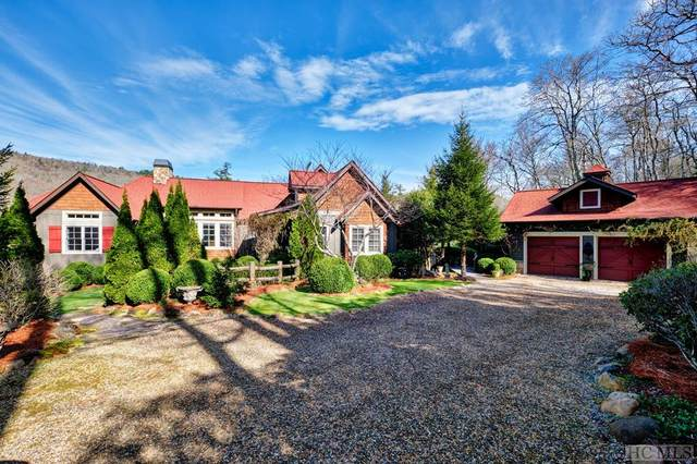 268 Blue Valley Falls Drive, Highlands, NC 28741 (MLS #96181) :: Pat Allen Realty Group