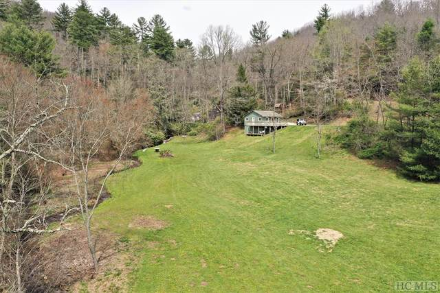 9340 Cullowhee Mountain Road, Cullowhee, NC 28723 (MLS #96191) :: Pat Allen Realty Group