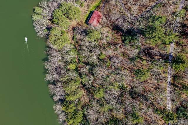 Lot 7 Woods Mountain Trail, Cullowhee, NC 28723 (MLS #96198) :: Berkshire Hathaway HomeServices Meadows Mountain Realty