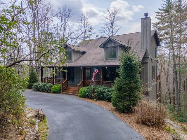 765 Hickory Drive, Sapphire, NC 28774 (MLS #96208) :: Pat Allen Realty Group