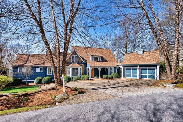 945 Brushy Face Road, Highlands, NC 28741 (MLS #96213) :: Pat Allen Realty Group