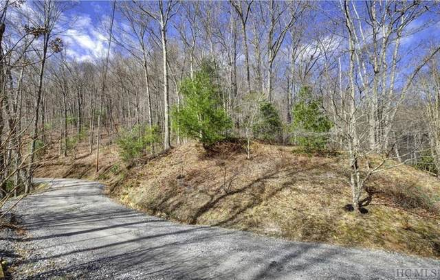 Lot 33 Red Maple Road, Cullowhee, NC 28723 (MLS #96228) :: Pat Allen Realty Group