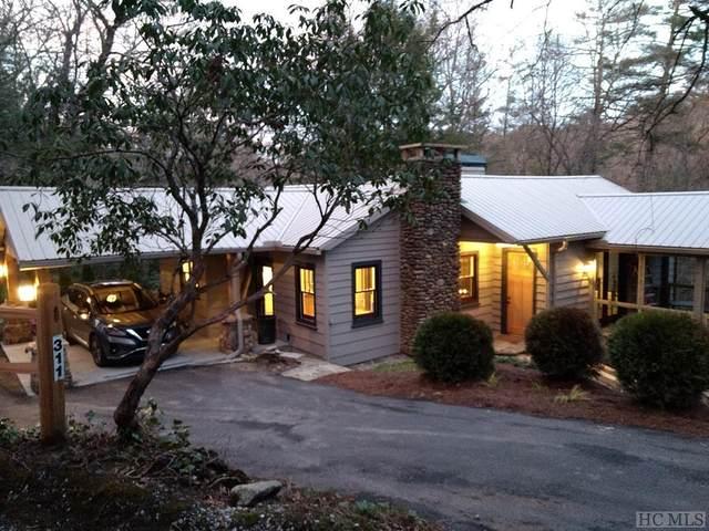 311 W Sequoyah Drive, Highlands, NC 28741 (MLS #96235) :: Pat Allen Realty Group