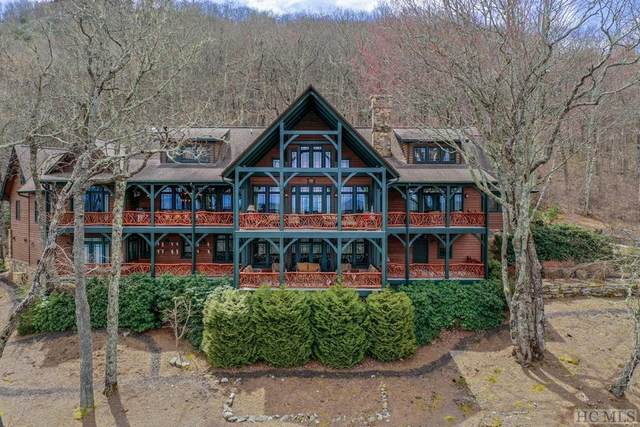 49 Windrush Trail, Highlands, NC 28741 (MLS #96242) :: Pat Allen Realty Group
