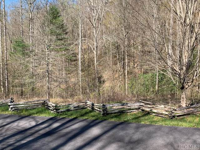 Lot 79 Sims Valley Road, Glenville, NC 23736 (MLS #96257) :: Pat Allen Realty Group