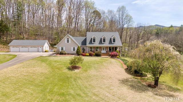 172 Mountain Breeze Road, Franklin, NC 28734 (MLS #96261) :: Pat Allen Realty Group