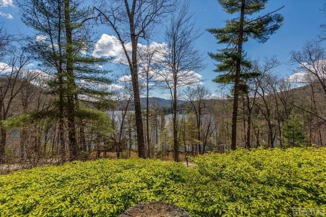 19 Buck Knob Island, Glenville, NC 28736 (MLS #96274) :: Berkshire Hathaway HomeServices Meadows Mountain Realty
