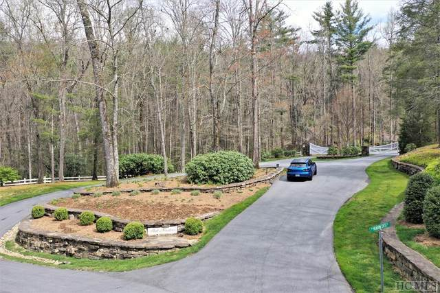 Lot 15 High Springs Lane, Cashiers, NC 28717 (MLS #96275) :: Berkshire Hathaway HomeServices Meadows Mountain Realty