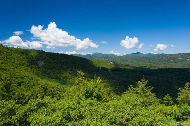 Lot 2 East Ridge Road, Cashiers, NC 28717 (MLS #96298) :: Berkshire Hathaway HomeServices Meadows Mountain Realty