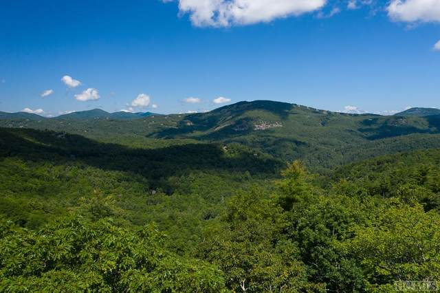 Lot 4 East Ridge Road, Cashiers, NC 28717 (MLS #96301) :: Berkshire Hathaway HomeServices Meadows Mountain Realty