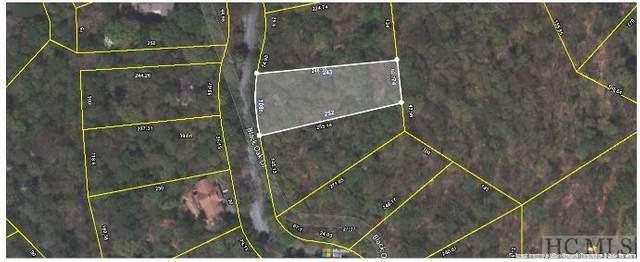 Lot 70 Black Oak Drive, Sapphire, NC 29774 (MLS #96307) :: Berkshire Hathaway HomeServices Meadows Mountain Realty
