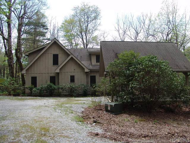 31 Cold Mountain Road, Lake Toxaway, NC 28747 (MLS #96339) :: Berkshire Hathaway HomeServices Meadows Mountain Realty