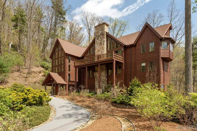 504 Sorrel Lane, Sapphire, NC 28774 (MLS #96374) :: Berkshire Hathaway HomeServices Meadows Mountain Realty