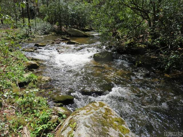 6 Waterdance Drive, Tuckasegee, NC 28768 (MLS #96377) :: Berkshire Hathaway HomeServices Meadows Mountain Realty