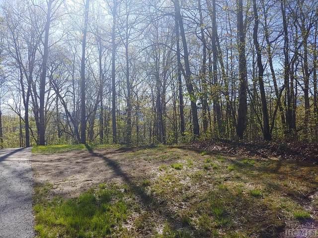 90 Waterdance Drive, Tuckasegee, NC 28768 (MLS #96379) :: Berkshire Hathaway HomeServices Meadows Mountain Realty