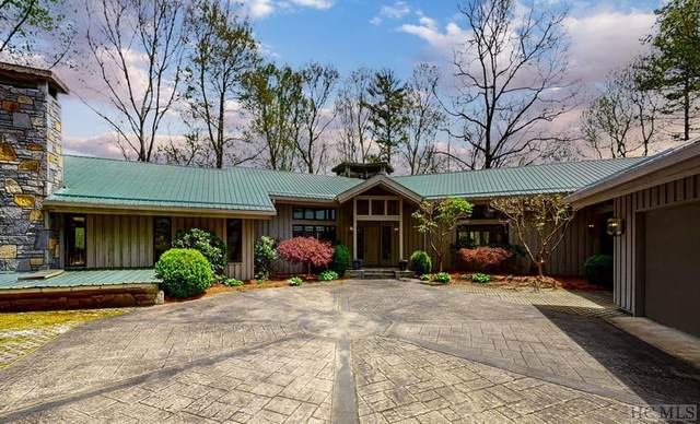 380 Country Club Estates, Sapphire, NC 28774 (MLS #96384) :: Berkshire Hathaway HomeServices Meadows Mountain Realty