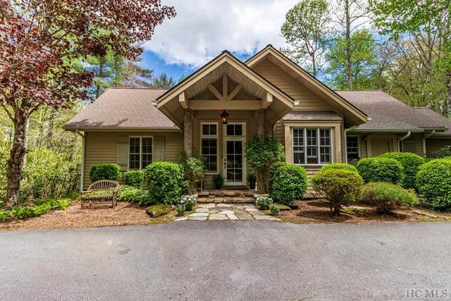 107 Country Club Estates Drive, Sapphire, NC 28774 (MLS #96387) :: Berkshire Hathaway HomeServices Meadows Mountain Realty
