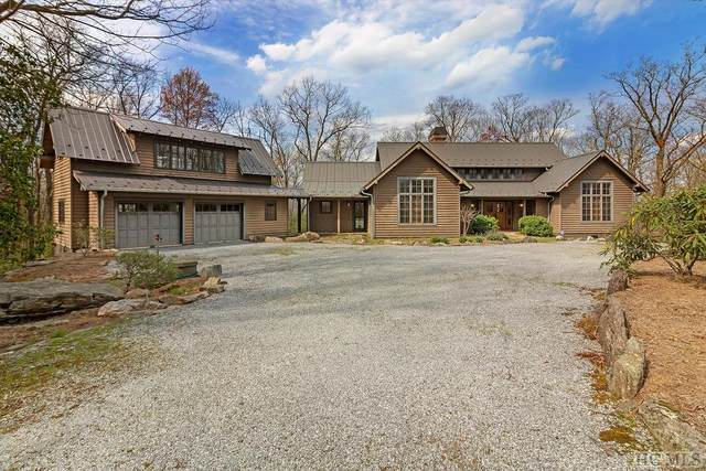 286 W Ridge Road, Lake Toxaway, NC 28747 (MLS #96390) :: Berkshire Hathaway HomeServices Meadows Mountain Realty