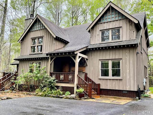 1970 Black Oak Drive, Sapphire, NC 28774 (MLS #96396) :: Berkshire Hathaway HomeServices Meadows Mountain Realty