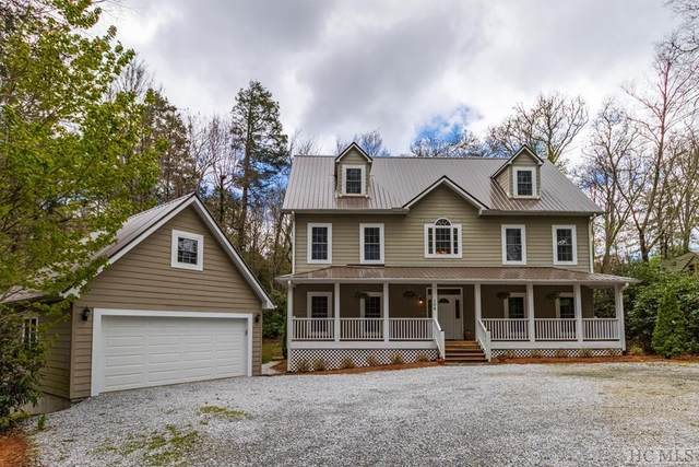 106 Chestnut Lane, Highlands, NC 28741 (MLS #96400) :: Berkshire Hathaway HomeServices Meadows Mountain Realty