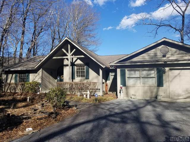221 Narrows Road, Sapphire, NC 28774 (MLS #96407) :: Berkshire Hathaway HomeServices Meadows Mountain Realty
