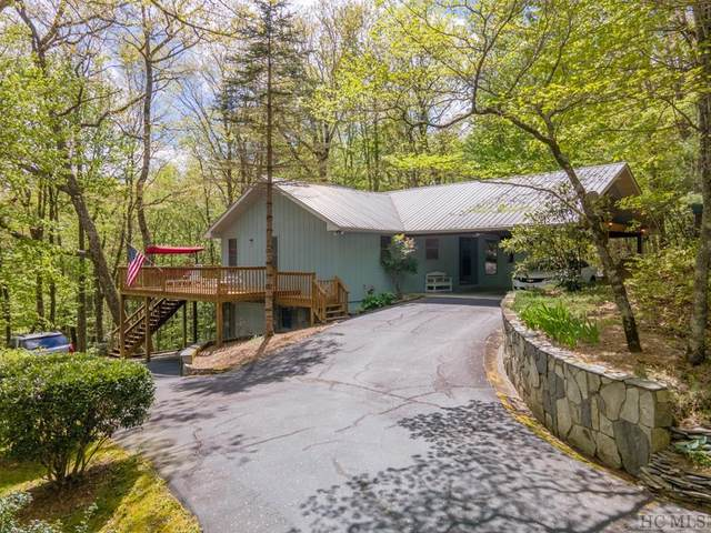 25 Trillium Court, Sapphire, NC 28774 (MLS #96413) :: Berkshire Hathaway HomeServices Meadows Mountain Realty