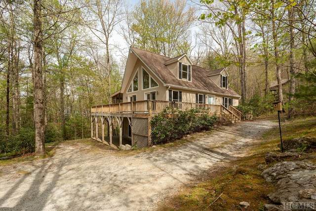 486 Buckberry Drive South, Sapphire, NC 28774 (MLS #96418) :: Berkshire Hathaway HomeServices Meadows Mountain Realty