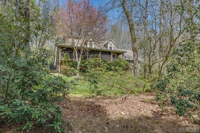 100 Deer Run, Highlands, NC 28741 (MLS #96433) :: Berkshire Hathaway HomeServices Meadows Mountain Realty