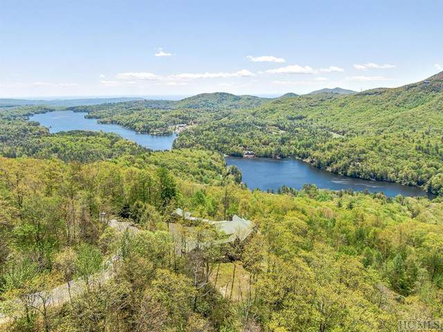 715 Panther Ridge Road, Lake Toxaway, NC 28747 (MLS #96438) :: Berkshire Hathaway HomeServices Meadows Mountain Realty