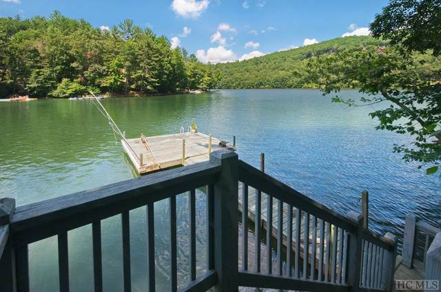225 Lakeshore Drive, Cullowhee, NC 28723 (MLS #96445) :: Berkshire Hathaway HomeServices Meadows Mountain Realty