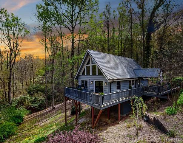 40 Matterhorn Lane, Cashiers, NC 28717 (MLS #96453) :: Berkshire Hathaway HomeServices Meadows Mountain Realty